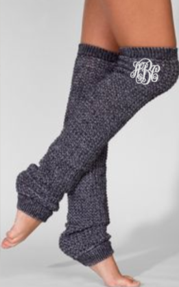 "Body Wrappers 48"" Personalized Leg Warmers (92)"