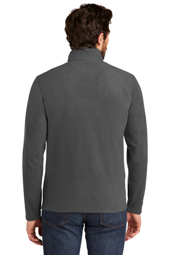 Eddie Bauer® Mens Full-Zip Microfleece Jacket