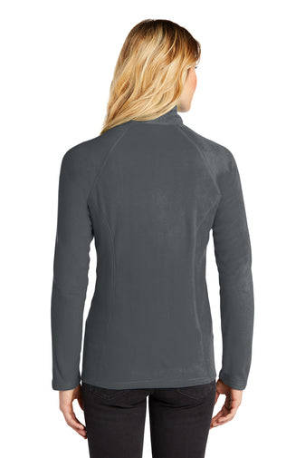 Eddie Bauer® Ladies Full-Zip Microfleece Jacket (EB225)