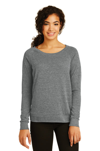 Alternative Women's Eco-Jersey™ Slouchy Pullover. AA1990