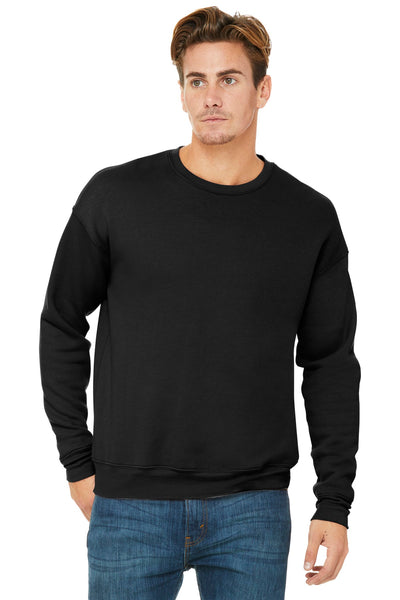BELLA+CANVAS ® Unisex Sponge Fleece Drop Shoulder Sweatshirt. BC3945