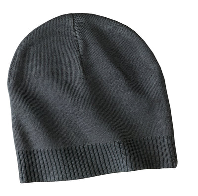 Port Authority® 100% Cotton Beanie.  CP95