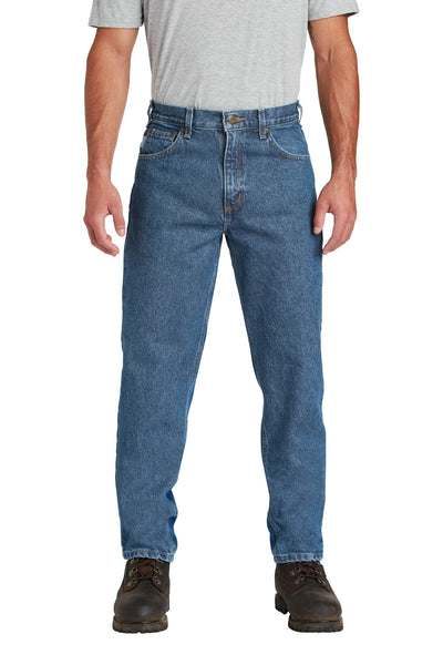 Carhartt ® Relaxed-Fit Tapered-Leg Jean . CTB17