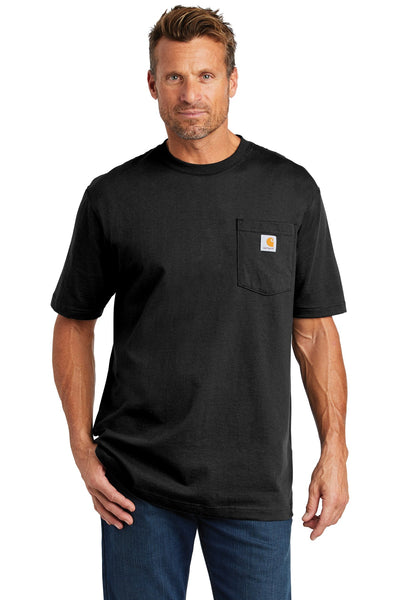 Carhartt ® Workwear Pocket Short Sleeve T-Shirt. CTK87
