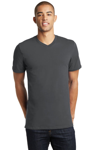 District® - Young Mens The Concert Tee® V-Neck DT5500