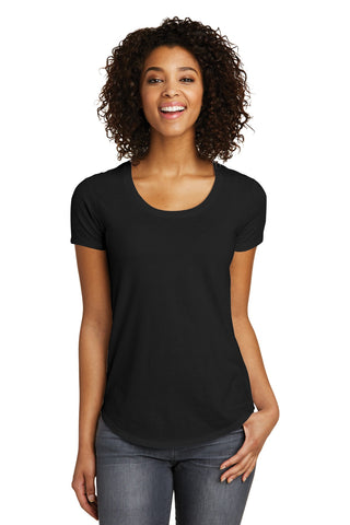 District® Juniors Scoop Neck Very Important Tee®. DT6401