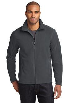 AABD Eddie Bauer Men's Full-Zip Microfleece Jacket EB224