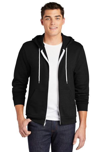 American Apparel ® USA Collection Flex Fleece Zip Hoodie. F497