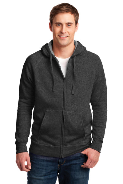 Hanes® Nano Full-Zip Hooded Sweatshirt. HN280
