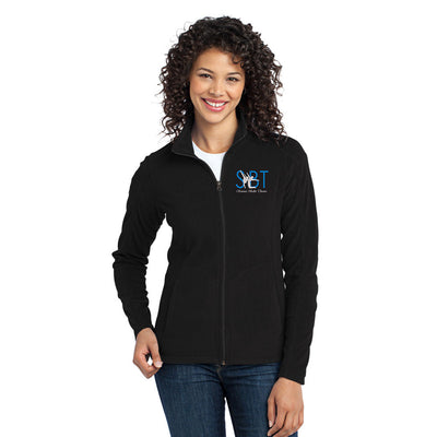 SBT Ladies Microfleece Jacket. L223