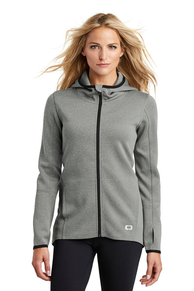 OGIO ® ENDURANCE Ladies Stealth Full-Zip Jacket. LOE728
