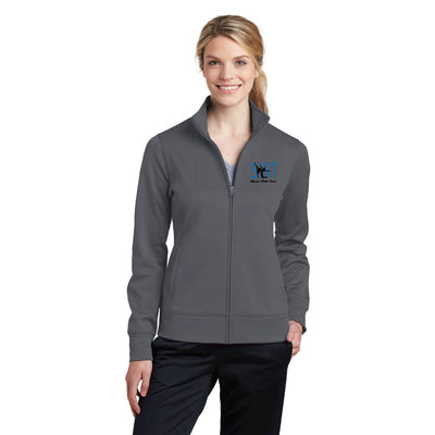 SBT Ladies Warmup Jacket.  LST241