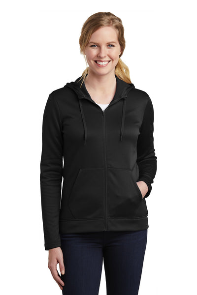 Nike Ladies Therma-FIT Full-Zip Fleece Hoodie. NKAH6264