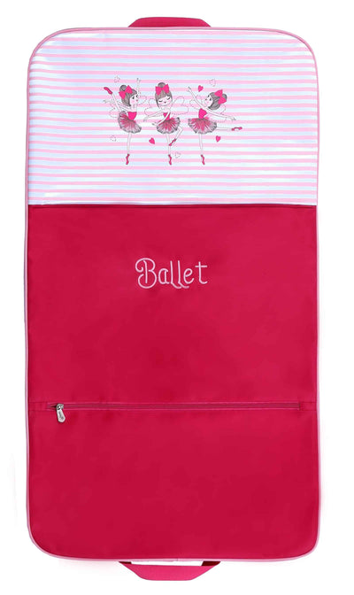 Sassi Designs Garment Bag (OPT-04) with Embroidery