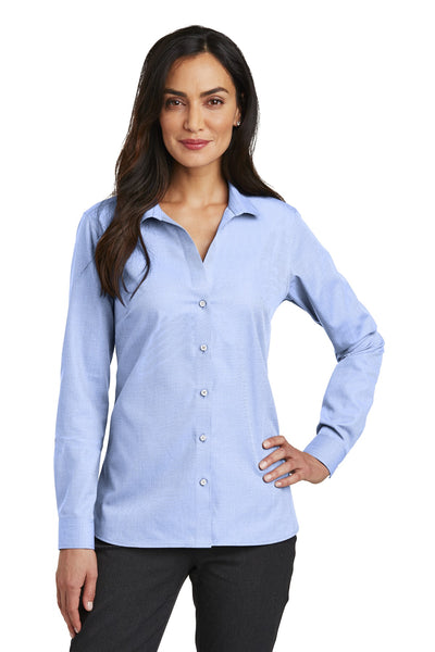 Red House®  Ladies Nailhead Non-Iron Shirt. RH470