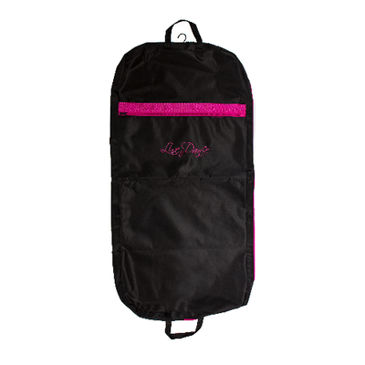 "Horizon ""Live to Dance"" Garment Bag with Embroidery"