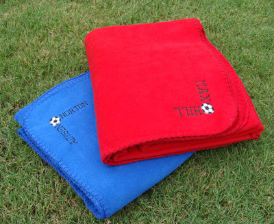 Personalized Stadium Blankets