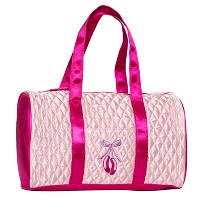 Horizon Quilted Tote Bag with Personalization