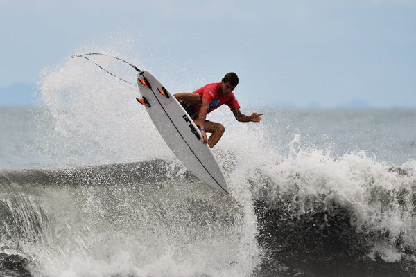 Costa Rica Perseveres Through Solid Surf Conditions at ISA