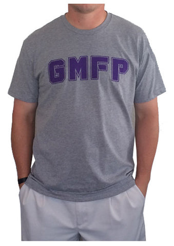 GMFP Super Soft Gray Tee