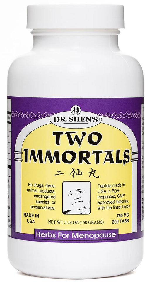 Two Immortals Pills -  ER XIAN TANG WAN