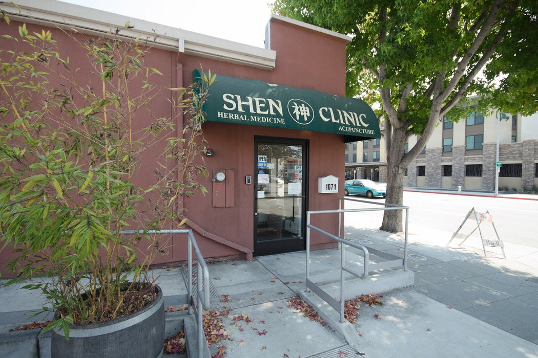 shen clinic storefront