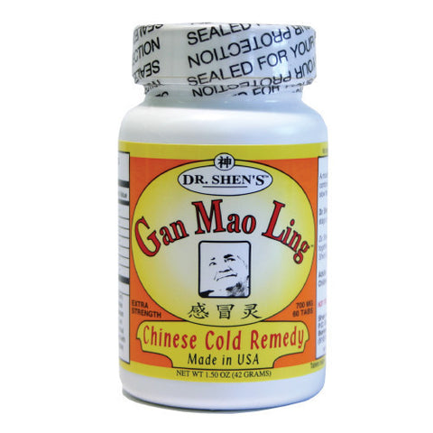 GAN MAO LING, Chinese Herbal Medicine For Cold And Flu