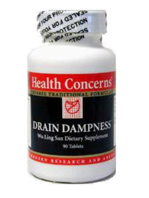 Drain Dampness by Health Concerns, Traditional Chinese Medicine