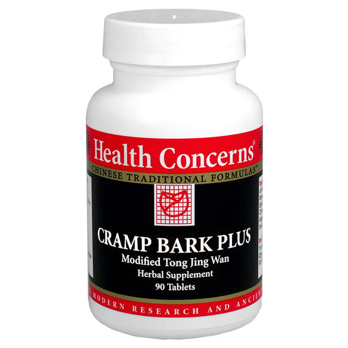 Cramp Bark Plus 90 tabs Health Concerns
