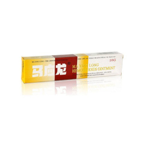 Ma Ying Long Hemorrhoids Ointment, musk hemorrhoid ointment