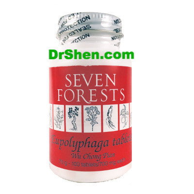 Eupolyphaga Tablets by 7 Forest for Blood Stagnation