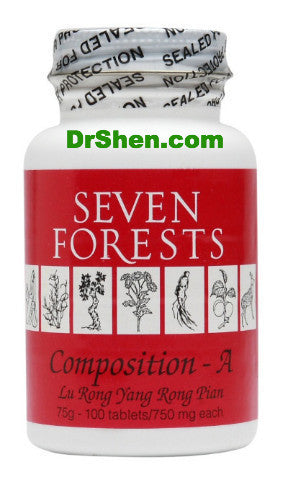 Composition A, Seven forests