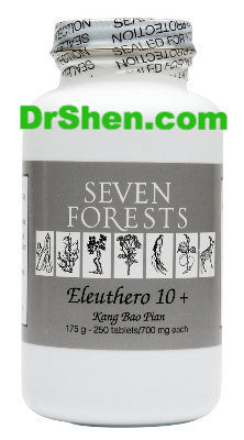 Eleuthero 10+ by 7 forest- General tonic