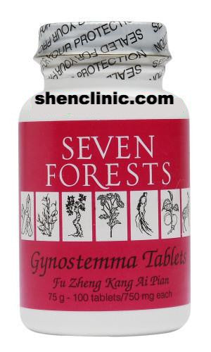 Gynostemma Tablets JIAO GU LIAN Combination