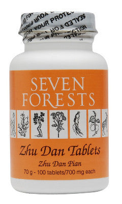 ZHU DAN Tablets, Traditional Chinese Medicine