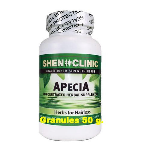 Alopecia Pills (Apecia) 10 Treasures for Beautiful Hair