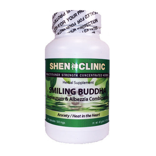 Smiling Buddha Pills, Traditional Chinese Medicine for Stress