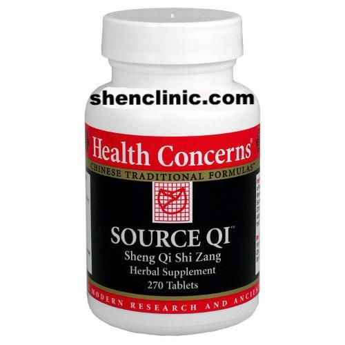 Source Qi, Traditional Chinese Medicine for IBS