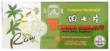 Tienchi Tablets - Authentic Version