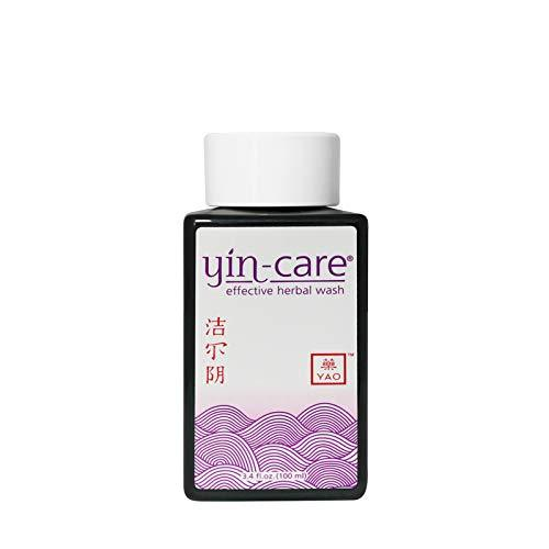 Yin-Care Liquid and Yin-Wash Compound Compared