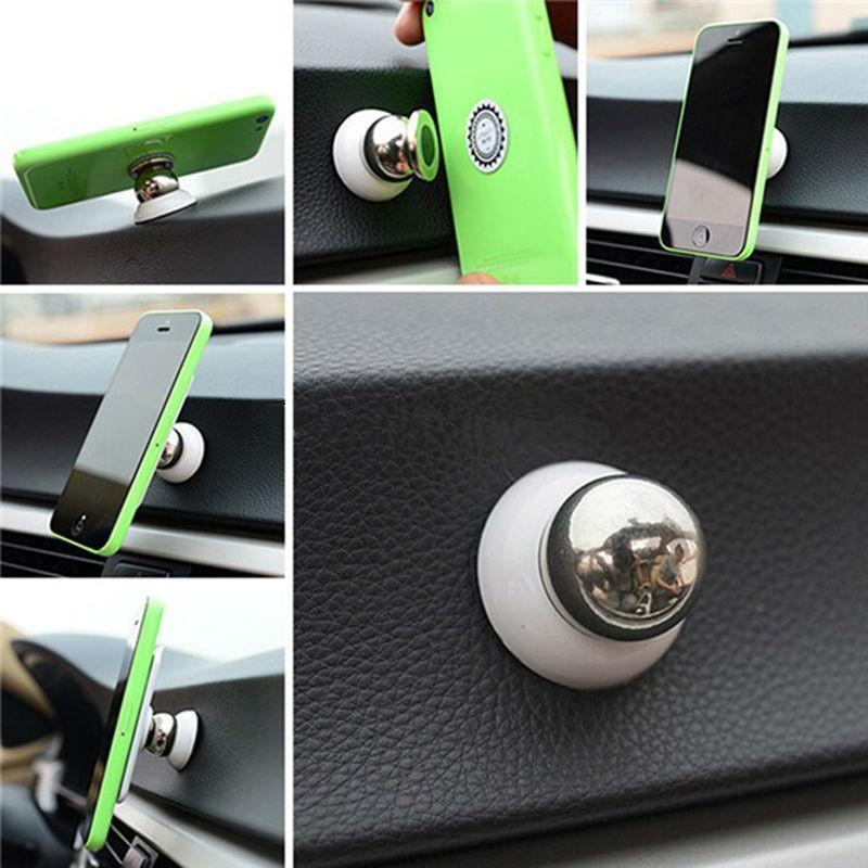 360-Degree Universal  Magnetic Car Phone Holder