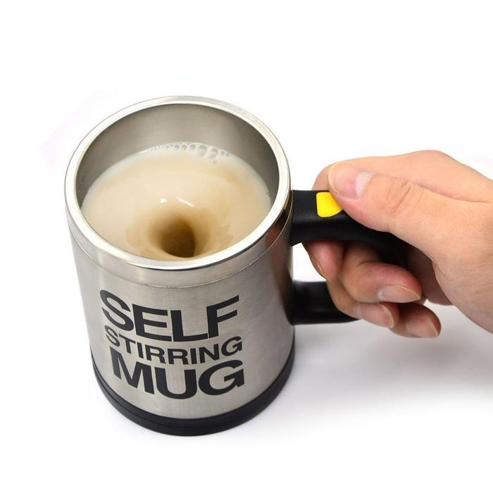 Fancy #1 wishlistGadgets Self Stirring Mug
