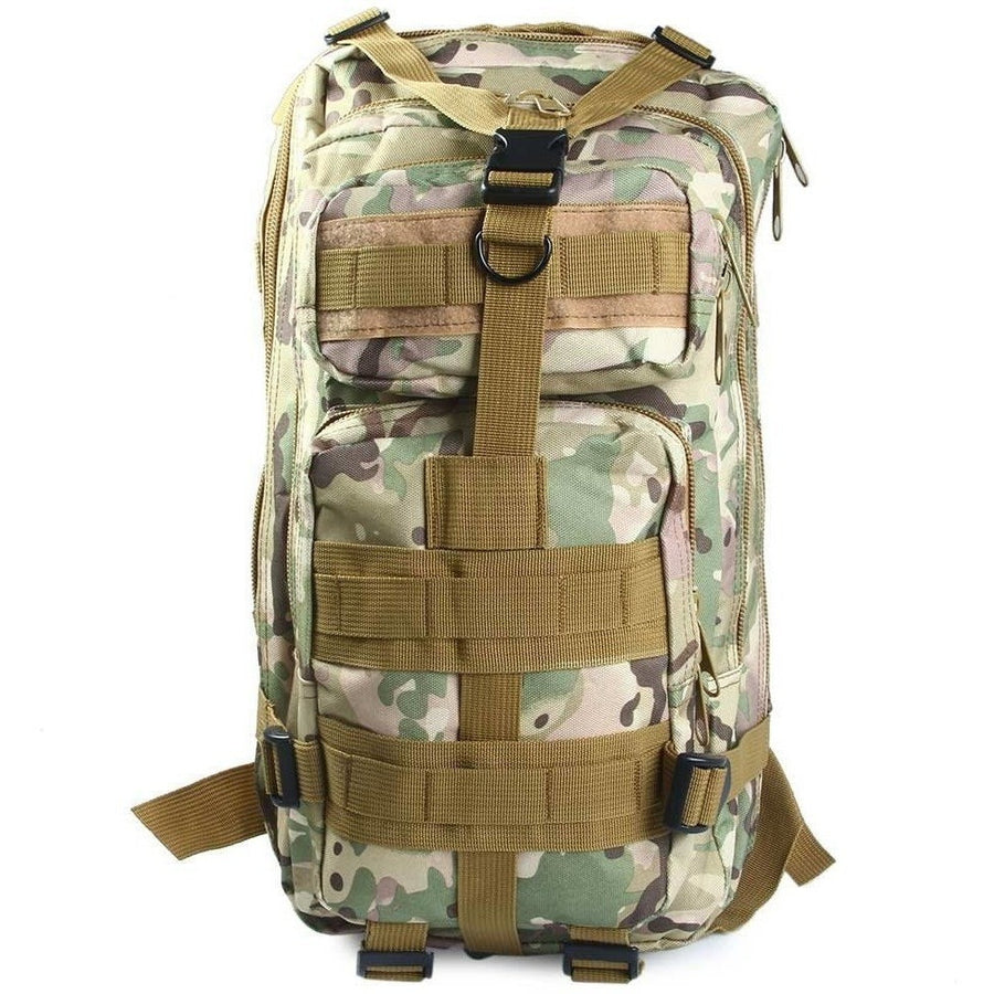 Camouflage Outdoor Tactical Backpack