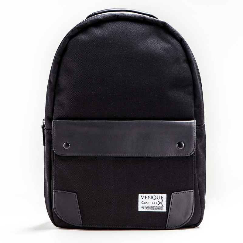GOOD PICKNEY™ Backpack Venque Classic Full  Black