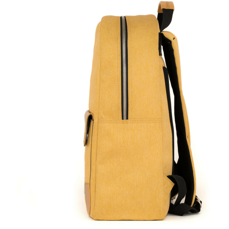 GOOD PICKNEY™ Backpack Venque Classic Mustard Yellow