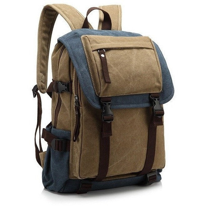 Etn Canvas Backpack