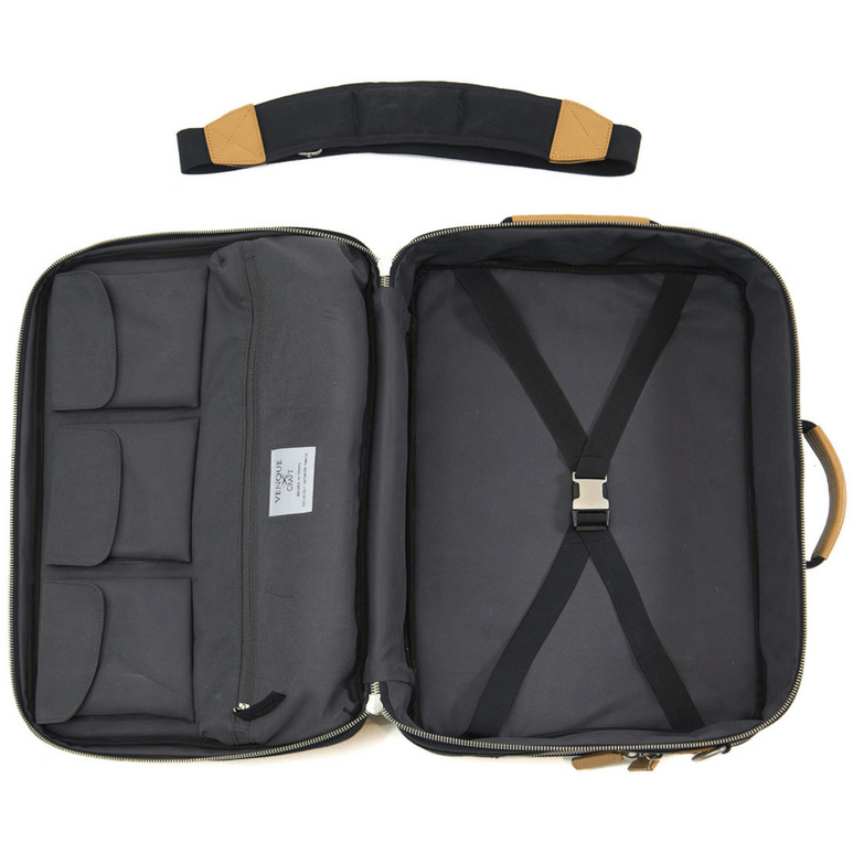 Venque Briefpack Utility XL Black