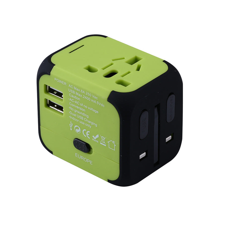 New Universal Travel Adapter US/AU/UK/EU