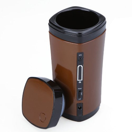 USB Beverage  Warmer  w/t Automatic Stirring