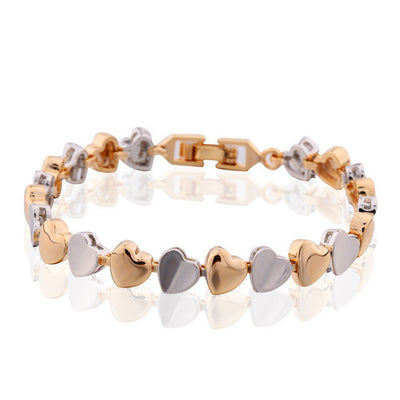 MOLIAM Official Store MLL173b Heart of Love Bracelet